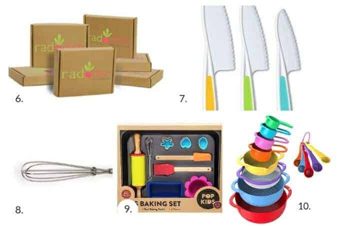 best cooking sets for toddlers