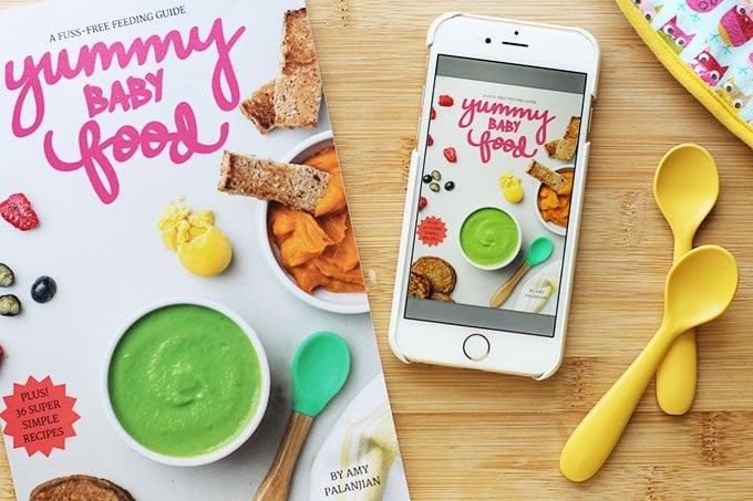 yummy baby food ebook