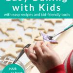 baking with kids pin