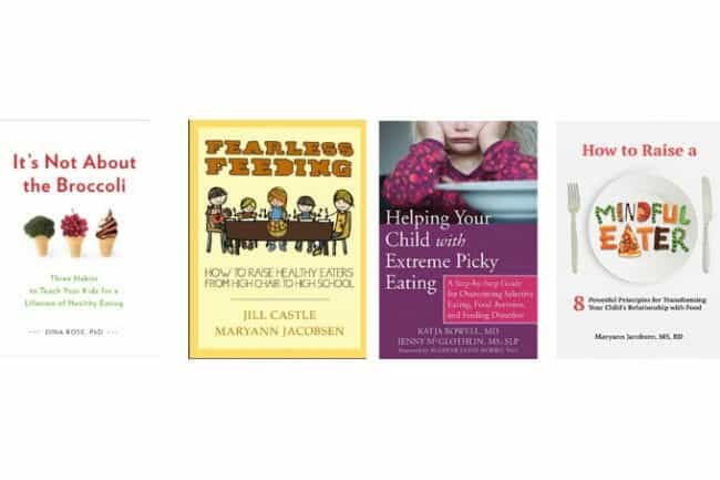 favorite books for parents of picky eaters