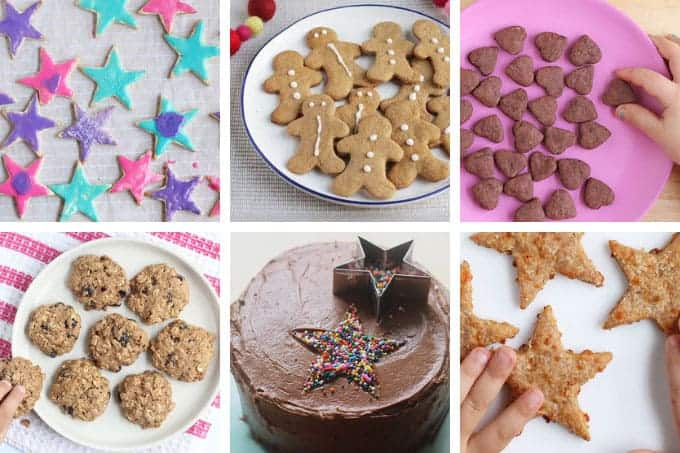 recipes-to-bake-with-kids in grid of 6