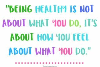 """What Does """"Healthy"""" Really Mean?"""