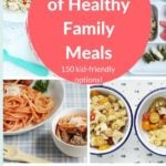 healthy family meals pin 1