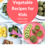 vegetable recipes pin 1