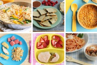 Family Meal Plan: Week 10 (March 3-10, 2019)