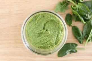 Easy Spinach Pesto