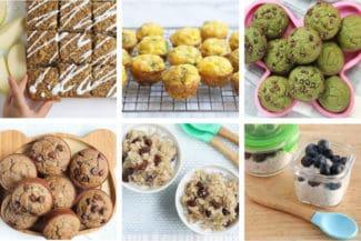 25 Healthy Make-Ahead Breakfasts