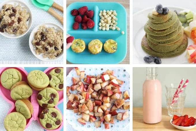 family meal plan breakfast and snacks week 11