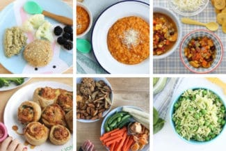 Family Meal Plan: Week 11 (March 11-17, 2019)
