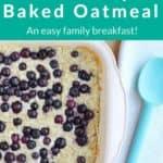 baked oatmeal pin