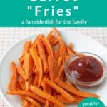 carrot fries pin