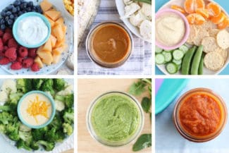 Master List of Healthy Sauces and Dips