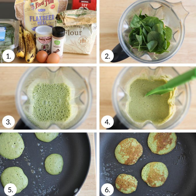how-to-make-spinach-pancakes-step-by-step