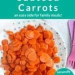 sauteed carrots pin