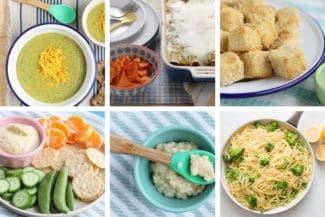 Family Meal Plan: Week 12 (March 18-24)