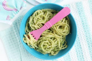Easiest Broccoli Pesto for Pasta and Pizza