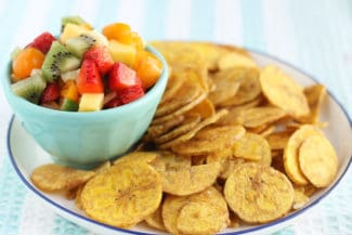 Quick & Easy Fruit Salsa