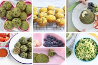 15 Easy Ways to Make Greens for Kids