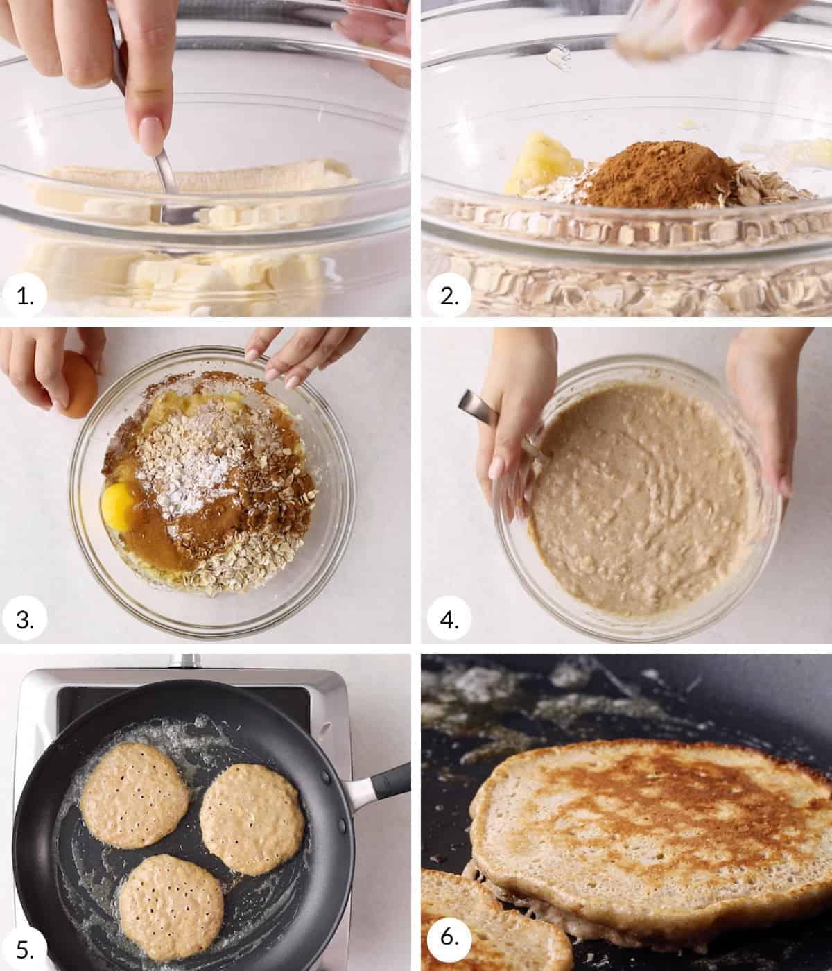 how-to-make-banana-oatmeal-pancakes-step-by-step