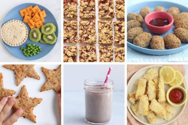 kid-food-favorites-in-grid