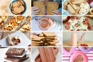 Kids Food Favorites: 50 Healthy Homemade Recipes