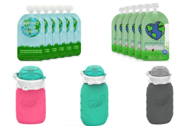 best-reusable-pouches in grid of 5