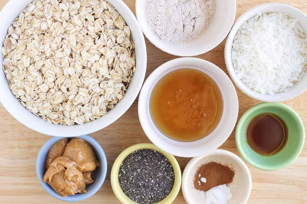 ingredients-in-granola-bars