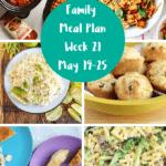 meal plan 21 pin