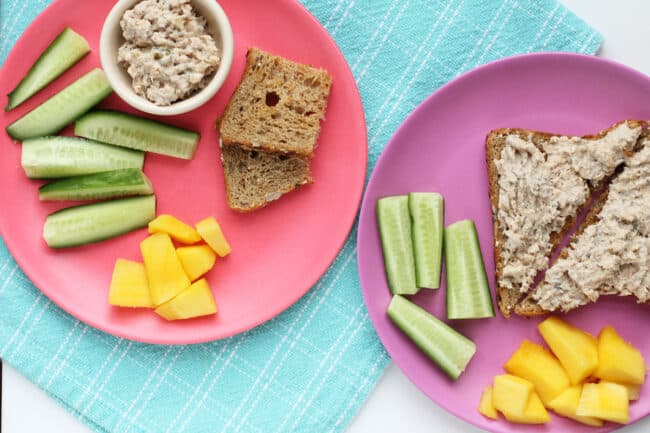 salmon-salad-on-toast