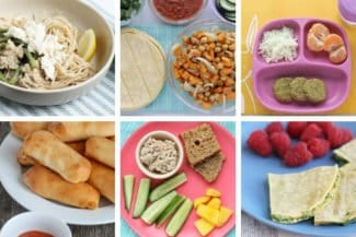Family Meal Plan: Week 20 (May 12-18)