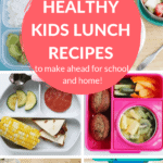 50 lunch recipes pin