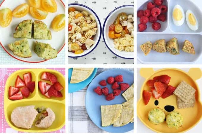 50 Healthy Kids Lunch Recipes For Home And School Lunch