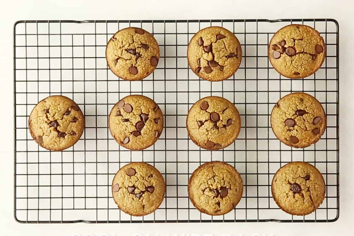 banana-oatmeal-muffins-on-wire-rack