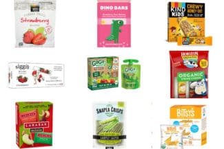 25 Healthy Snacks for Kids to Buy at the Store