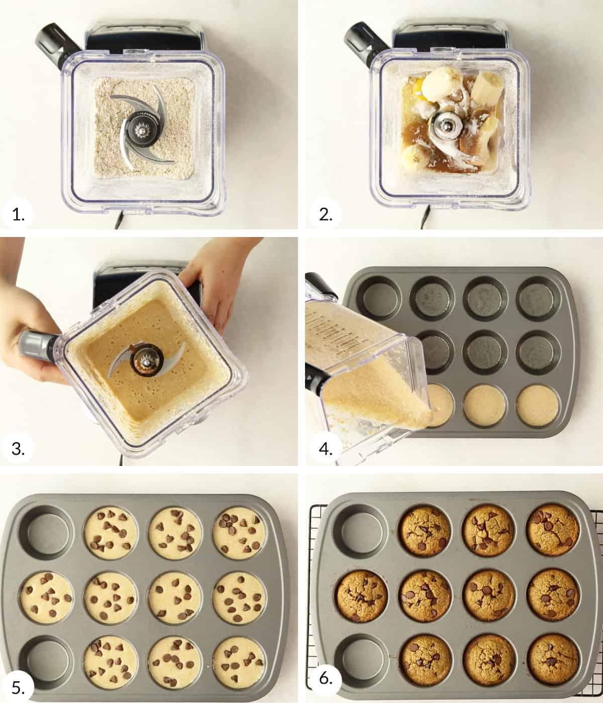 how-to-make-banana-oatmeal-muffins-step-by-step