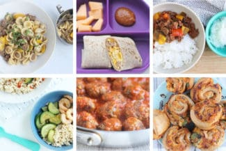 4 Weeks of Healthy Summer Meals for August