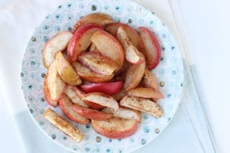 Easy Sliced Baked Apples