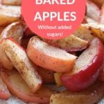 baked apples pin 1
