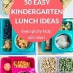 kindergarten lunch pin 1