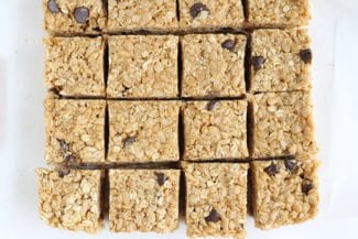 Quick and Easy No-Bake Granola Bars