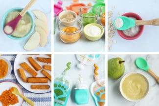 Master List of Baby Food Recipes