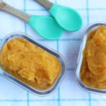 butternut squash for babies in containers