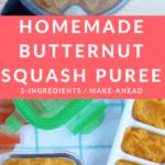 butternut squash puree pin