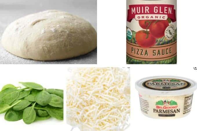 ingredients in pizza rolls