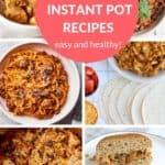 instant pot recipes pin 1