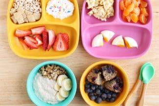 21 Healthy Toddler Breakfast Ideas