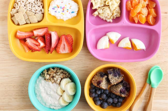 toddler-breakfast-ideas-on-coutnertop