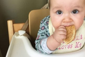 Your Toddler Loves Carbs and It's Okay