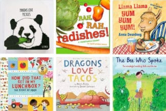 Best Toddler Books About Food