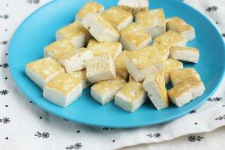 Quick and Easy Sesame Tofu